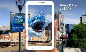 augmented reality advertisement